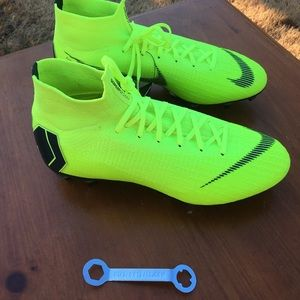 Nike Mercurial Superfly 360 soccer cleat